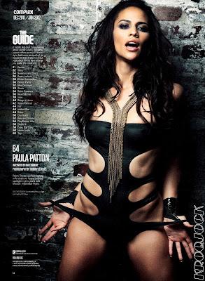 Paula Patton Multi Magazine Scans