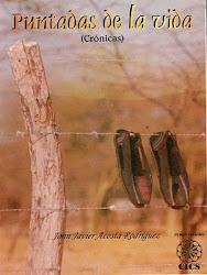 Portada de mi libro de crónicas. ISBN 978-958-95326-1-4