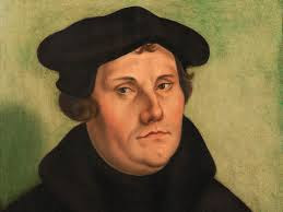 Martin Luther in a silly hat