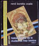 Historiografía de la ciudad de Fray Bentos - René Boretto