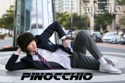Biodata Pemeran Drama Korea Pinocchio