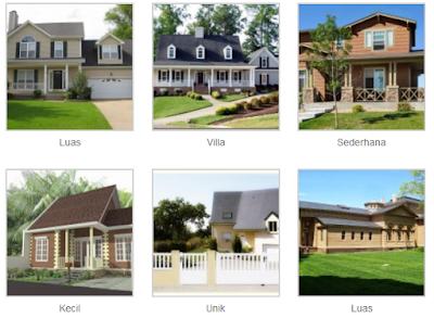Desain rumah ala Amerika