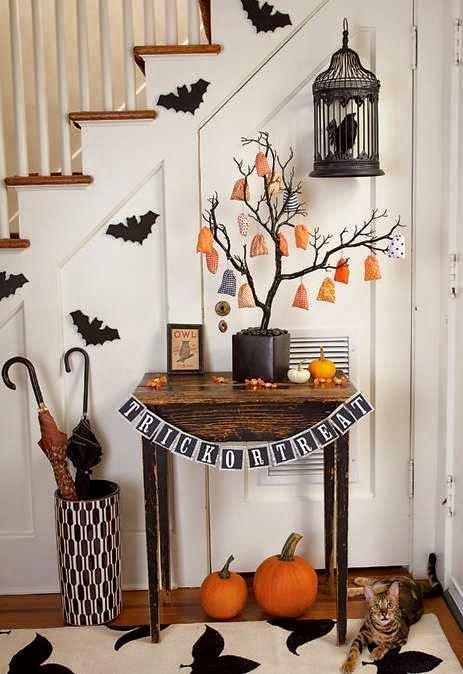 Icono Interiorismo Decora tu casa para Halloween con estilo