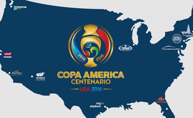 Fútbol en el continente
