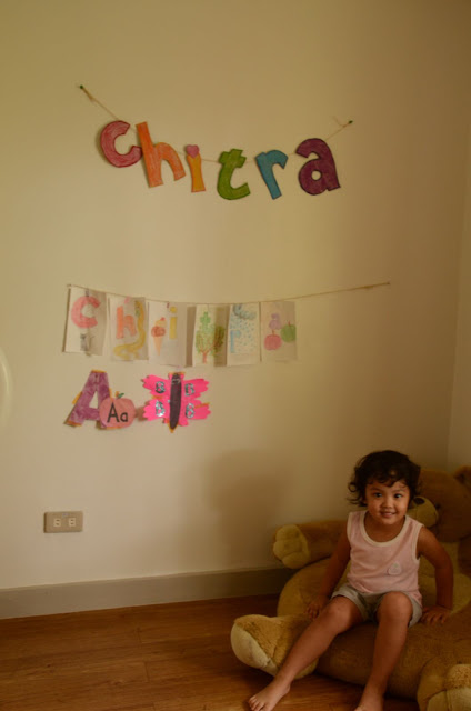 Kecil and her banners