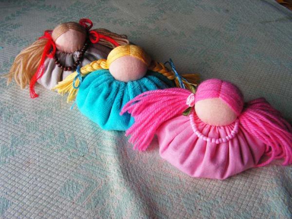 Как сделать куклу своими руками мастер класс пошаговое фото