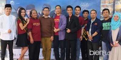 Biem.co : Gala Premiere Jawara Kidul Sukses!