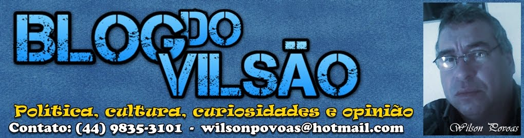 BLOG DO VILSÃO