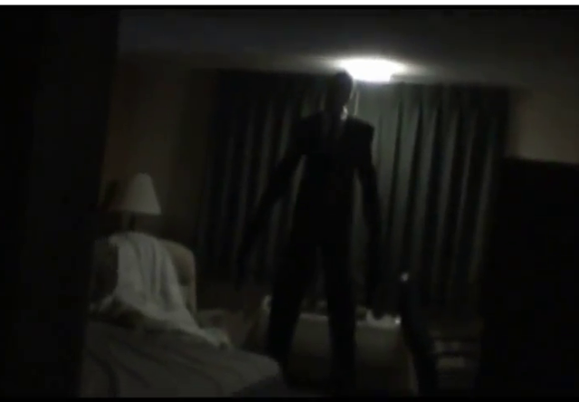 Slender Man Marble Hornets Sightings Cassie Carnage's House...