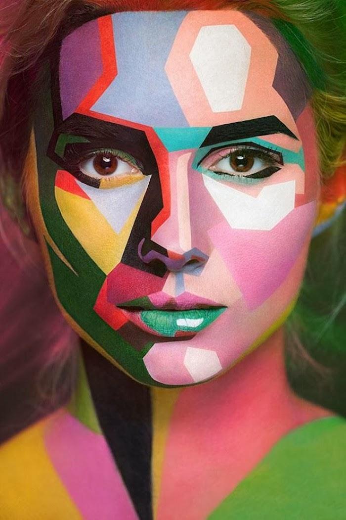 Самая популярная профессиональная косметика для лица визаж 23 фотография