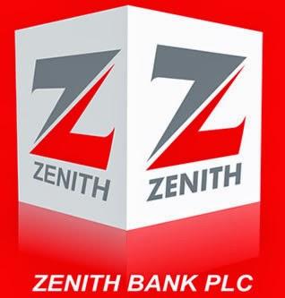 Zenith Bank Nigeria logo