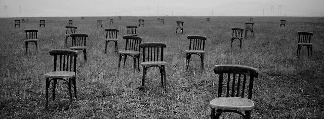 Alone Chairs Timeline Cover