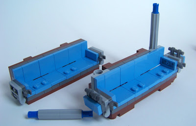 LEGO Double-Decker Couch