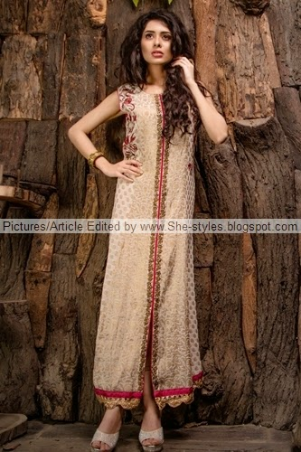 Pakistani Fashion Designer Clothes 2015 Pakistani Fancy Dresses
