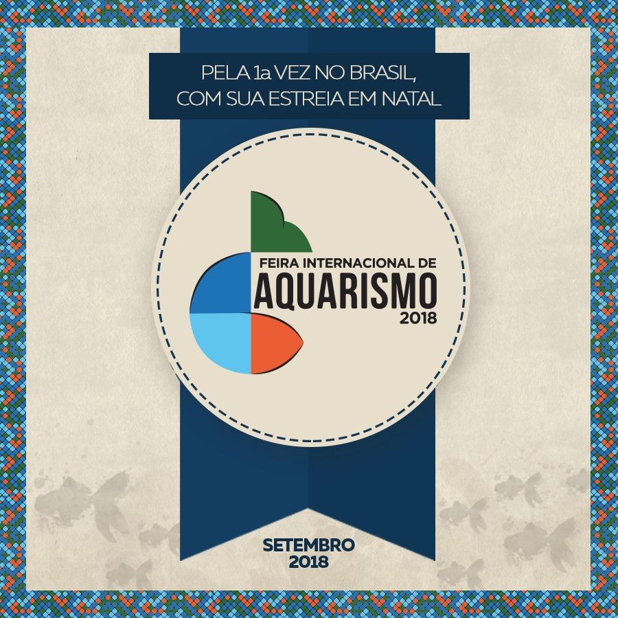 FEIRA INTERNACIONAL DE AQUARISMO