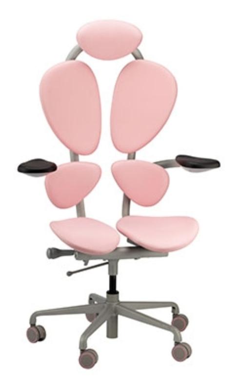 Eurotech Pink Chakra Office Chair