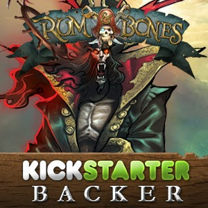 Rum and Bones KS backer