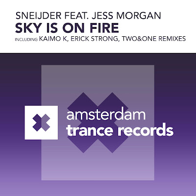 Sneijder feat. Jess Morgan - Sky Is On Fire (Erick Strong Remix)