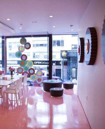 Sprinkles New York Party Room