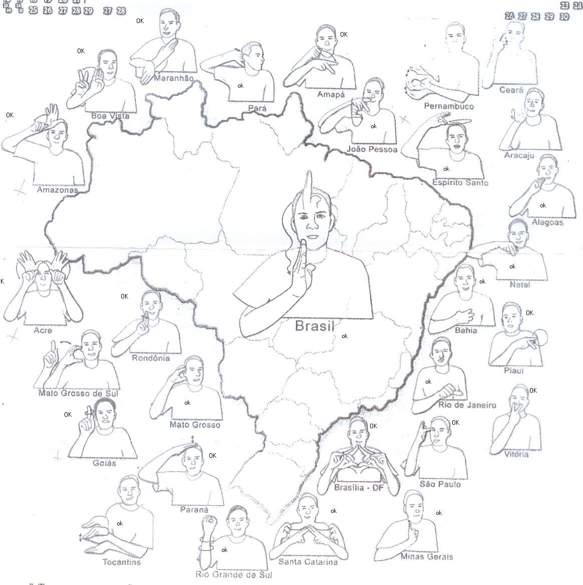 Muito Libras.com: Estados Brasileiros ! ZZ29