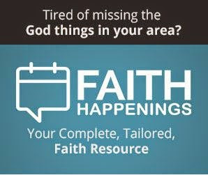 Featured on FaithHappenings.com