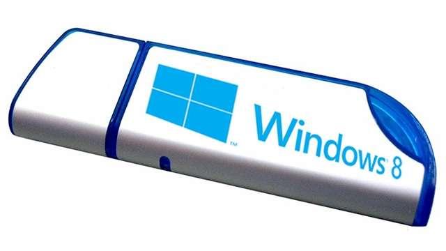 Windows 8 USB
