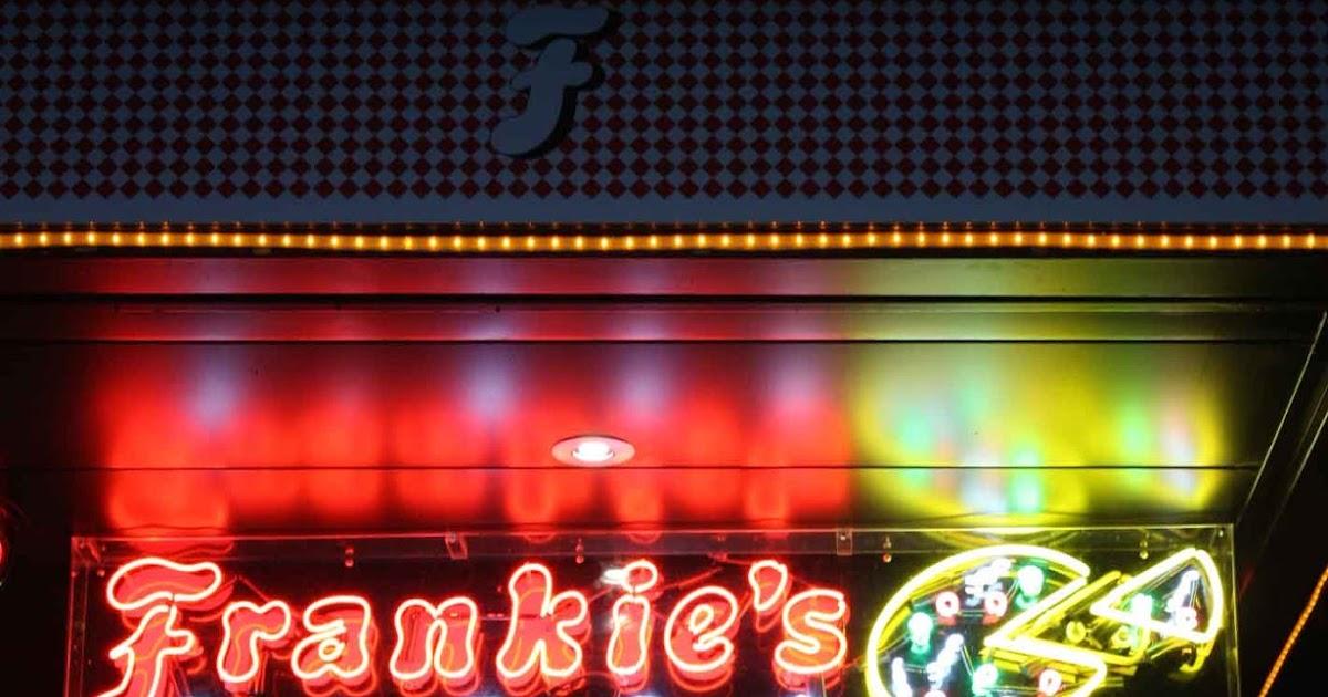 Frankie S Pizza Fun Room Sydney
