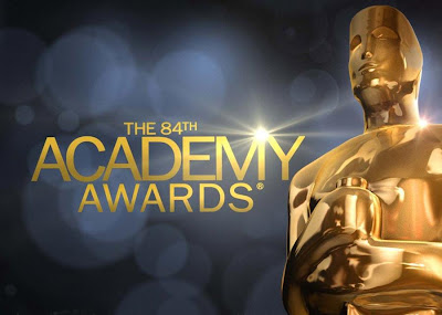 List of 84th Oscar Winners 2012
