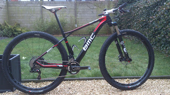 My bike: BMC TE01 (Sram XO)