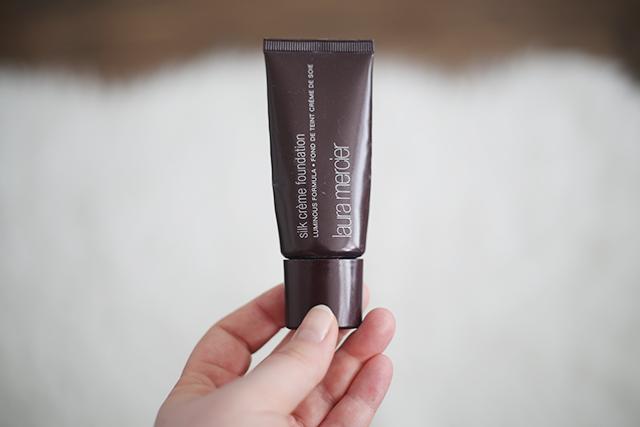 laura mercier silk creme foundation review