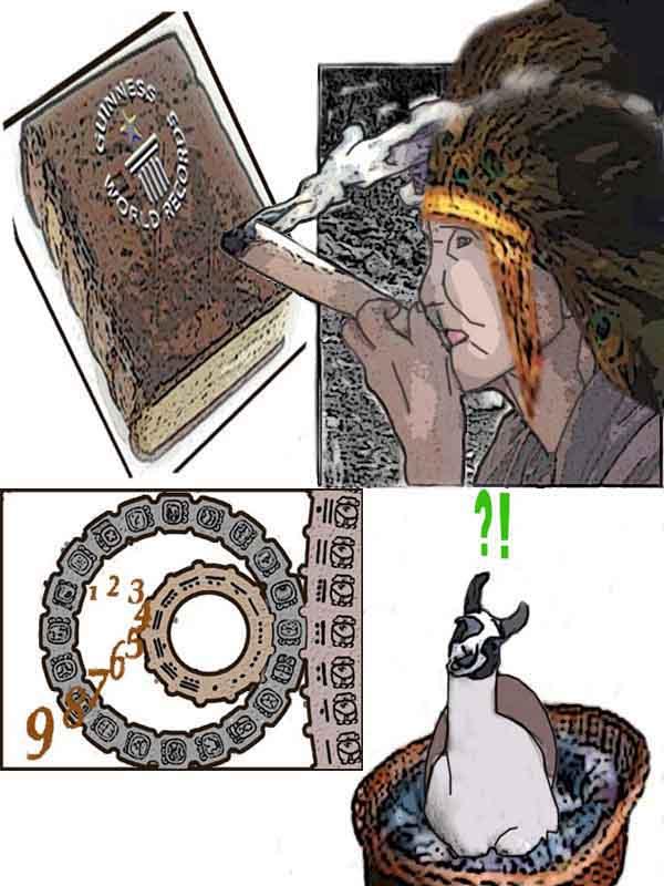 Ημερολόγιο των Μάγια