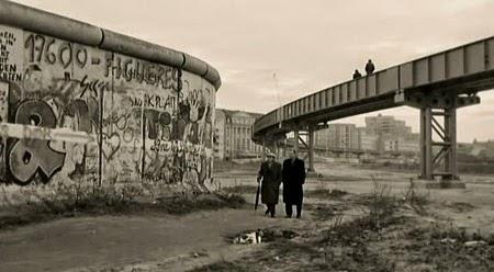 el cielo sobre Berlín 1987