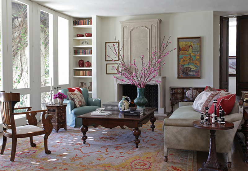 few of my favorite interiors by Martyn Lawrence, there are so many