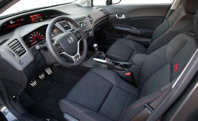 Honda Civic Si sedan 2012 Dashboard picture