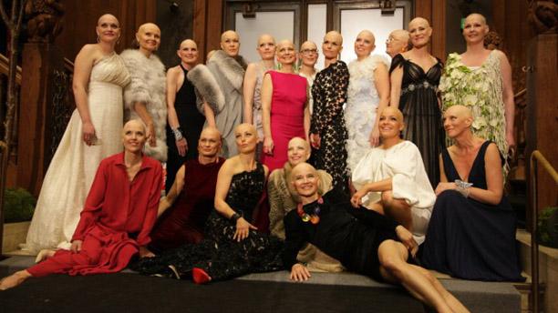 kvinder uden bryst efter brystkræft