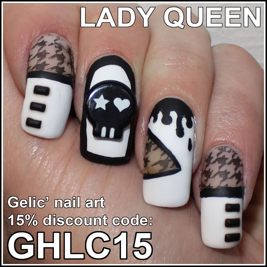 Lady Queen discount code:
