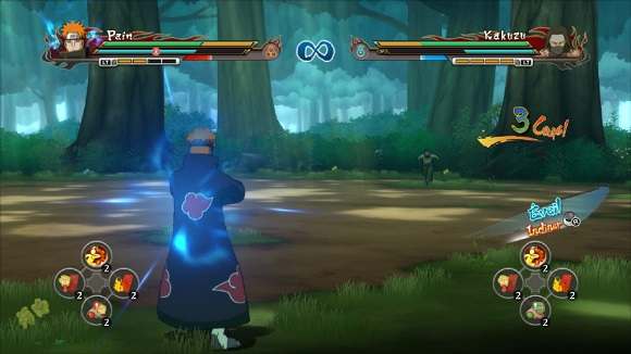Download Game Naruto Shippuden Ultimate Ninja STORM 3 Terbaru 2015
