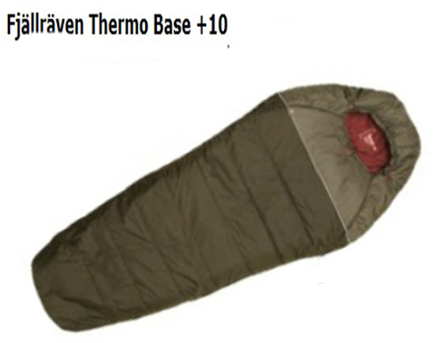 Fjallraven Thermo Cycle Base +10