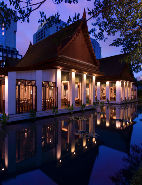 Celadon: A Culinary Temple Of Gourmet Thai Cuisine