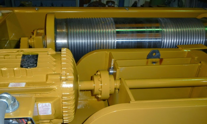 Overhead Crane Gear Coupling - by Lovejoy