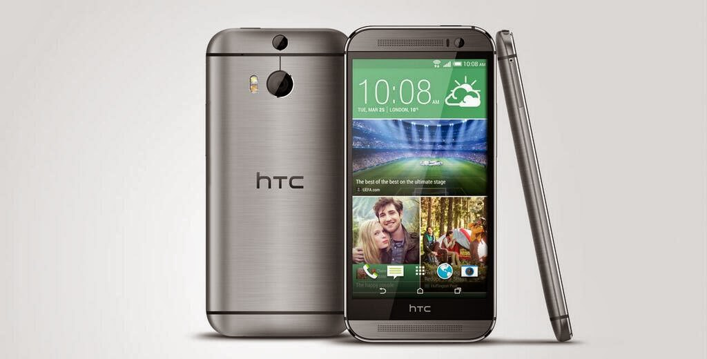 HTC One M8 Smartphone Launched - Price and Specifications