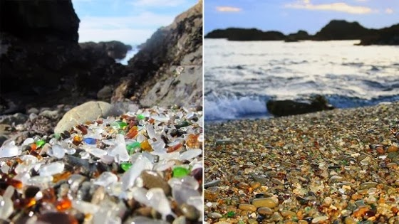 Glass Beach Wallpaper HD For Android