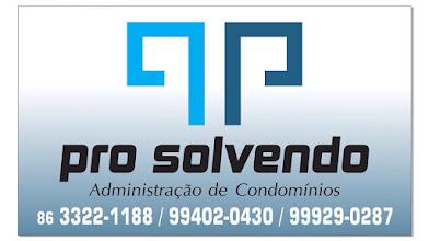 PRO SOLVENDO - Administração de Condomínios