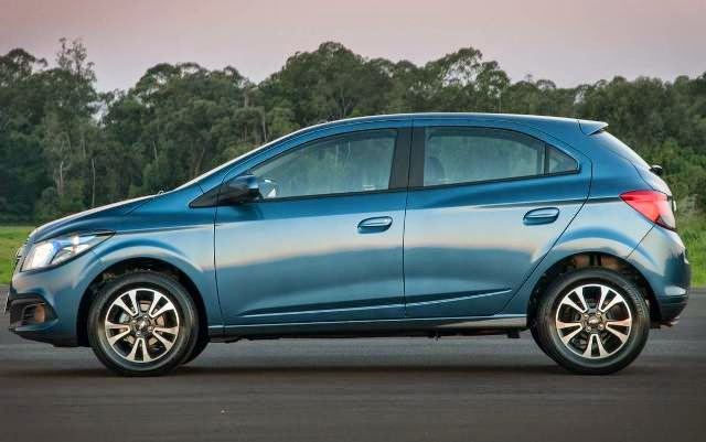 Fotos do Chevrolet Onix 2014 hatch