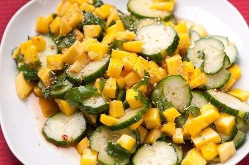 Resep Salad Buah Mangga Muda