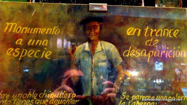 Paisaje humano,chiquitero,txikitero,Melilla y Fez,Planeta Bilbao