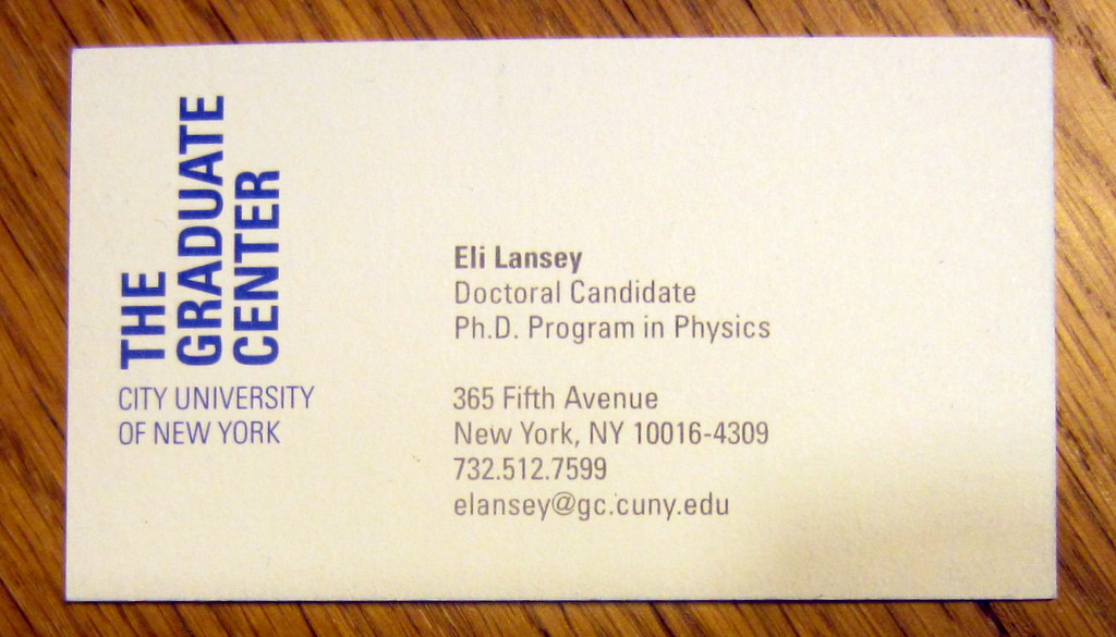 The lansey brothers blog a business card upgrade a business card upgrade as i mentioned in the past i now have a fairly new job i used to be a doctoral candidate colourmoves