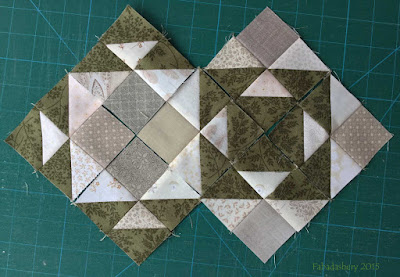 Allietare Bonnie Hunter Mystery Quilt 2015 - Part 5