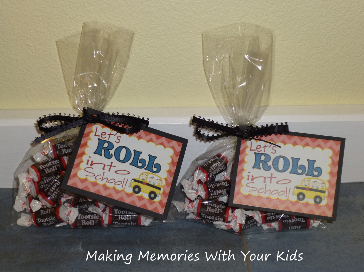 Let's Roll Into School – Back to School Teacher Gift