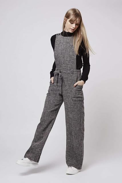 grey pinafore trousers, grey dungarees,